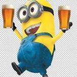 drunk minion