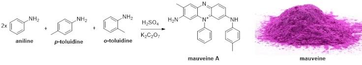 mauvine chemistry